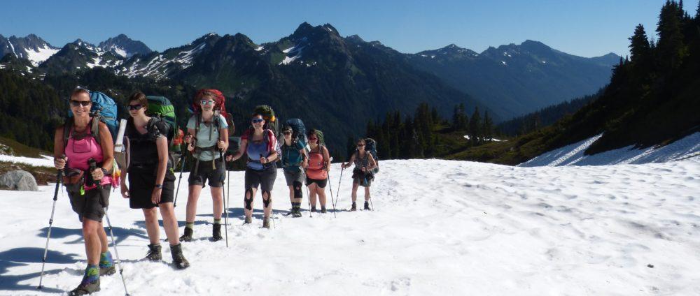 Girl Scout YAYA Hiker
